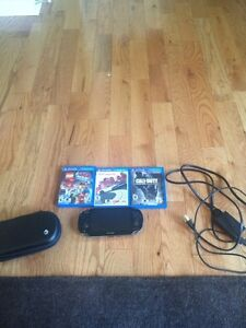 PS Vita game package