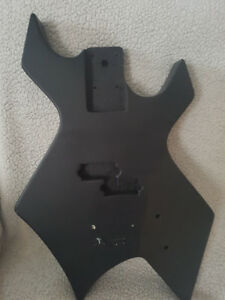BC Rich warlock bass body for sale