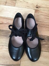 Tap Shoes, Size 13.5