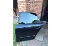 Audi A4 Sline passenger front and rear door