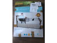 Adjustable Bed rail.