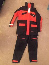 Mustad Viking 2 pc floatation suit - XXL