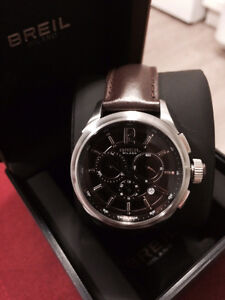 BREIL Milano Swiss Men's Watch
