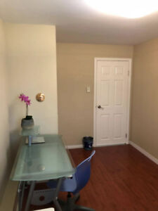 Single bedroom + shared bathroom and kitchen