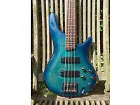 Ibanez SR370 Active Bass Guitar
