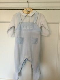 Emile et Rose baby boy outfit, 3 months