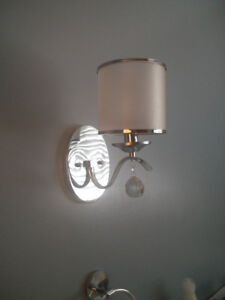 Wall mounted lights/sconces