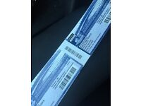 4 STONE ROSES TICKETS FOR WED 15TH 50 each ono
