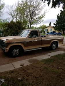 1985 ford f150 XL