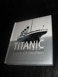 Titanic Remembered: 1912 - 2012 by Beau Riffenburgh BOX SET