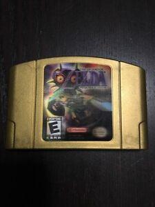N64 Zelda Games