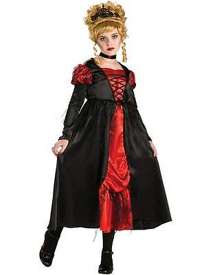 Girls Arisen Vampiress Fancy Dress Costume Vampire Halloween Bride Of Dracula - Bride Of Dracula Halloween Costumes