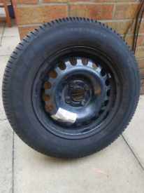 Good Year tyre spare wheel 185 70 14