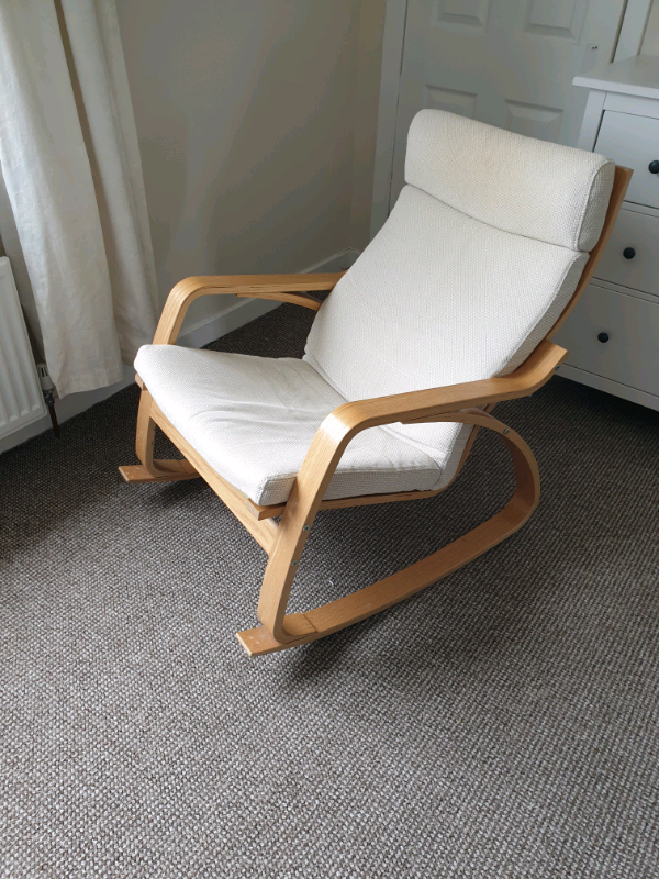 Ikea Poang Rocking Chair In Knightswood Glasgow Gumtree