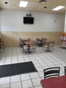 Pizza and Wings store for Sale