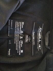 Oneill ski/snowboard pants regular men's