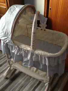 4 in 1 Convertible Bassinet