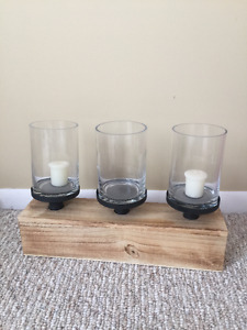 Moving Sale!Candle lamp for $5