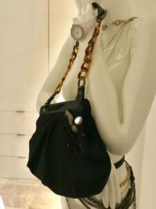 Vera Wang  Satin purse