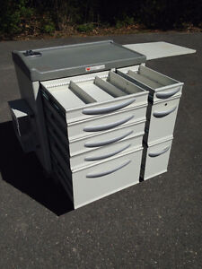Medical Cart - 8 Drawers (tool chest or storage)