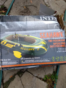 Seahawk 2 inflatable boat