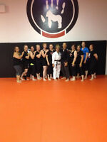 Women's only Brazilian Jiu Jitsu