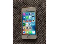 iPhone SE 16gb gold swap