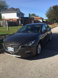 Lease Take Over - 2015 Mazda Mazda3 GS Sedan
