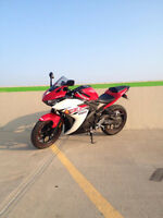 **Trades Welcome** 2015 Yamaha R3