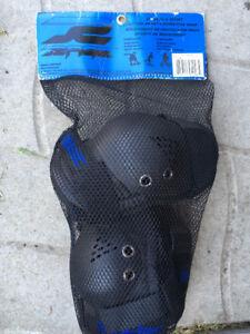 Protection pour patin à roues alignées.