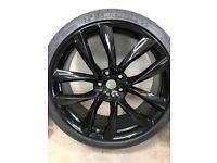 """Tesla 21"""" Arachnid wheels set of 4"""