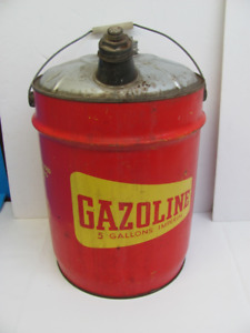 Gasoline Can