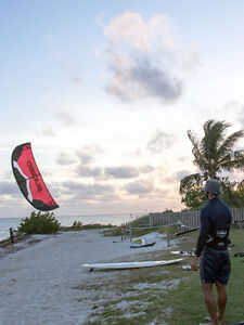 2012 Ozone Edge 15M kite, kitesurfing, kiteboard Kingston Kingston Area image 2
