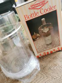 Monarch Plastic Bottle Cooler
