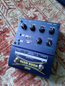 Akai head rush v2