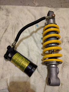 2003 03 04 05 06 TRIUMPH SPEED FOUR 4 REAR SHOCK