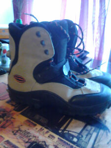 new boots size 11 i think for snowboard