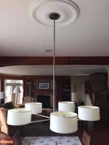 Lustre de salle à manger de marque LAMPA
