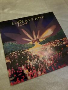 SUPERTRAMP Paris Vinyl Record