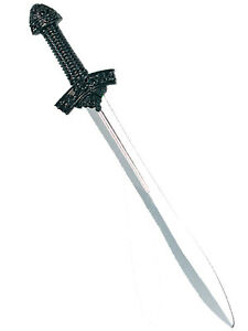 Ancient Knight Roman Soldier Crusader Sword Fancy Dress Toy Weapon Accessory New