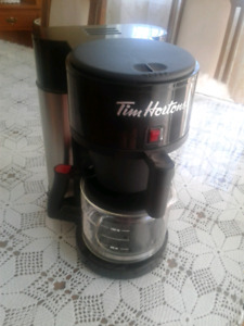 Tim Horton coffee perculator