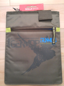 NEW ARMY GREEN TABLET CASE 10'