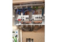 Electrician Mark Sibley electrical and building services