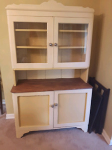 French Country Buffet & Hutch