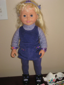 Amazing  Ally  Interactive doll