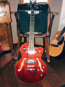 Epiphone Electric Guitar and Amp for Sale