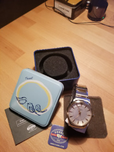 FOSSIL - New Mens Gold/Silver two Tone Watch
