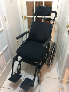 New INVACARE Concept 45 Tilt-In-Space Wheelchair - $ Reduced $