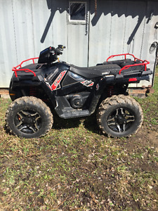 2015 Polaris Sportsman SP LE