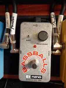 EHX BassBalls Filter Pedal